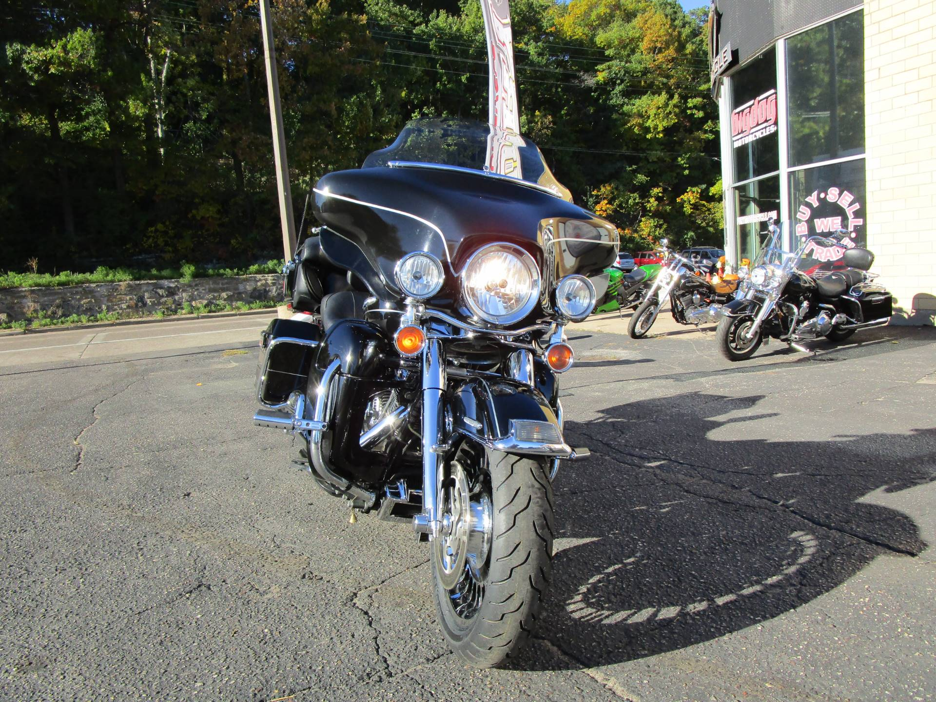 2011 Harley-Davidson Electra Glide® Ultra Limited in South Saint Paul, Minnesota