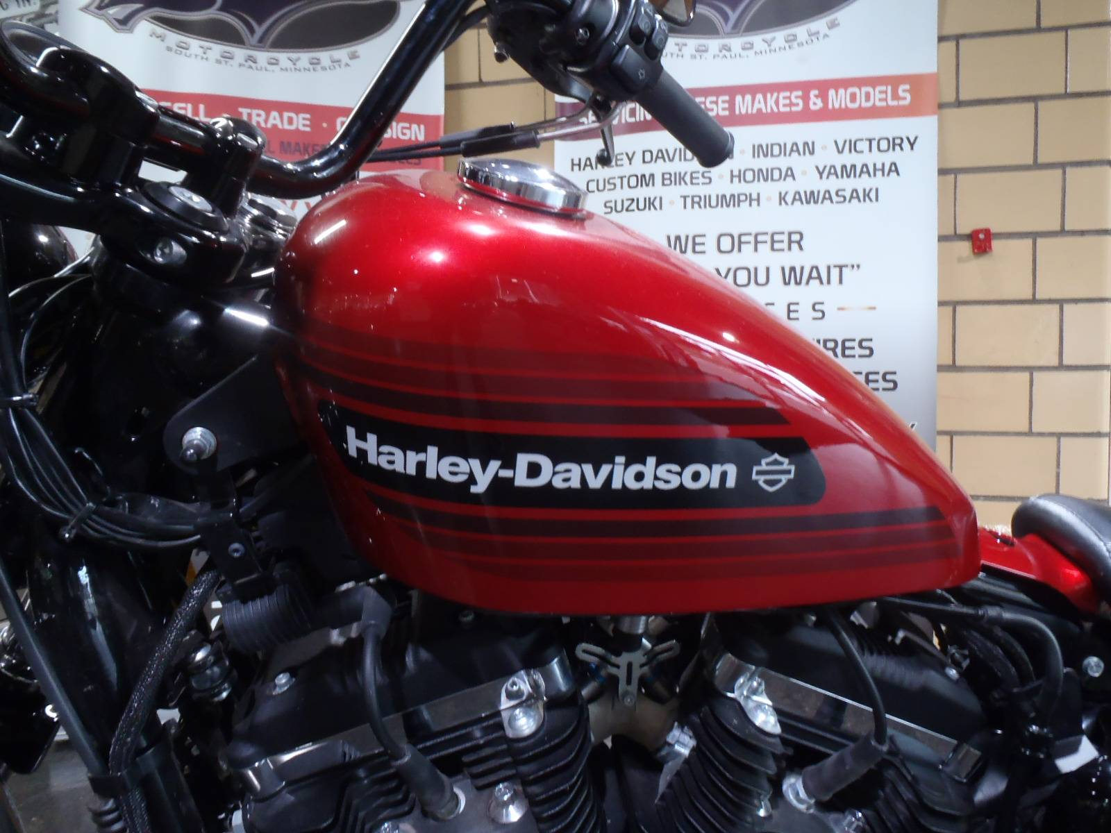 2018 Harley-Davidson Forty-Eight® Special in South Saint Paul, Minnesota - Photo 12