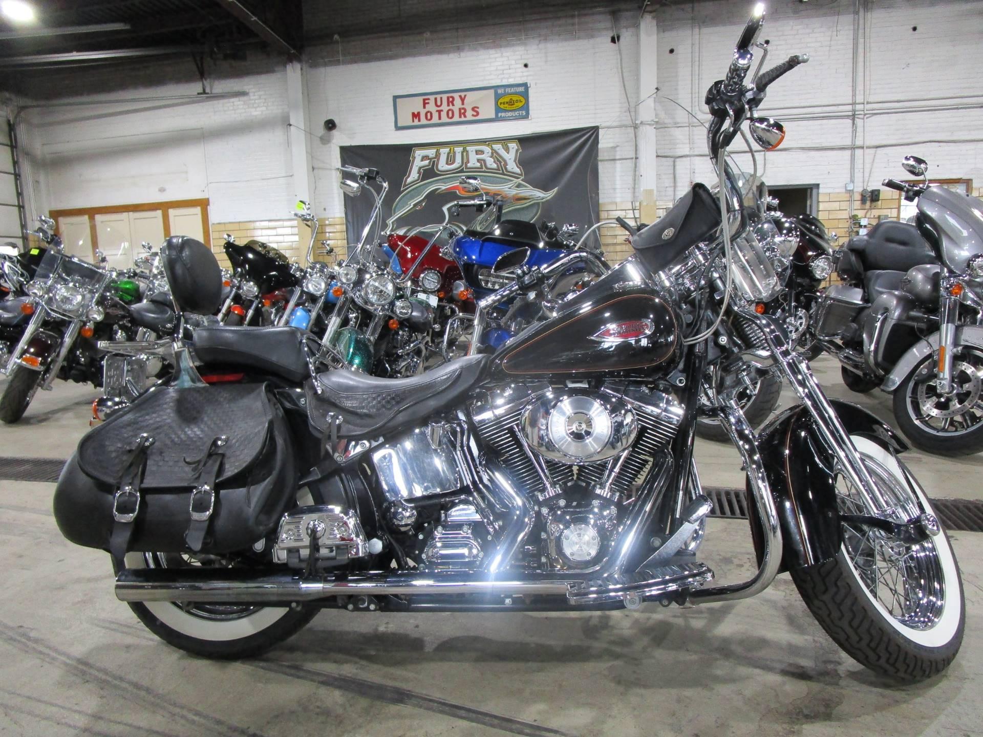 2002 Harley-Davidson FLSTS/FLSTSI Heritage Springer for sale 2681