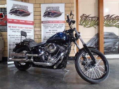 2012 Harley-Davidson Softail® Blackline® in South Saint Paul, Minnesota - Photo 1