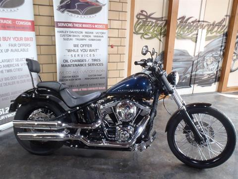 2012 Harley-Davidson Softail® Blackline® in South Saint Paul, Minnesota - Photo 2