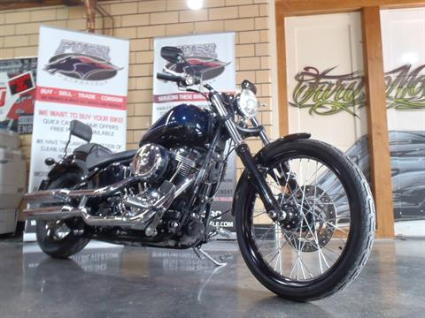 2012 Harley-Davidson Softail® Blackline® in South Saint Paul, Minnesota - Photo 3