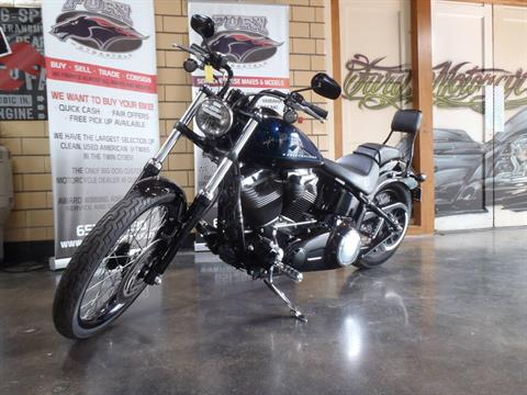 2012 Harley-Davidson Softail® Blackline® in South Saint Paul, Minnesota - Photo 9