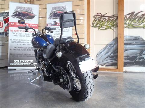 2012 Harley-Davidson Softail® Blackline® in South Saint Paul, Minnesota - Photo 14