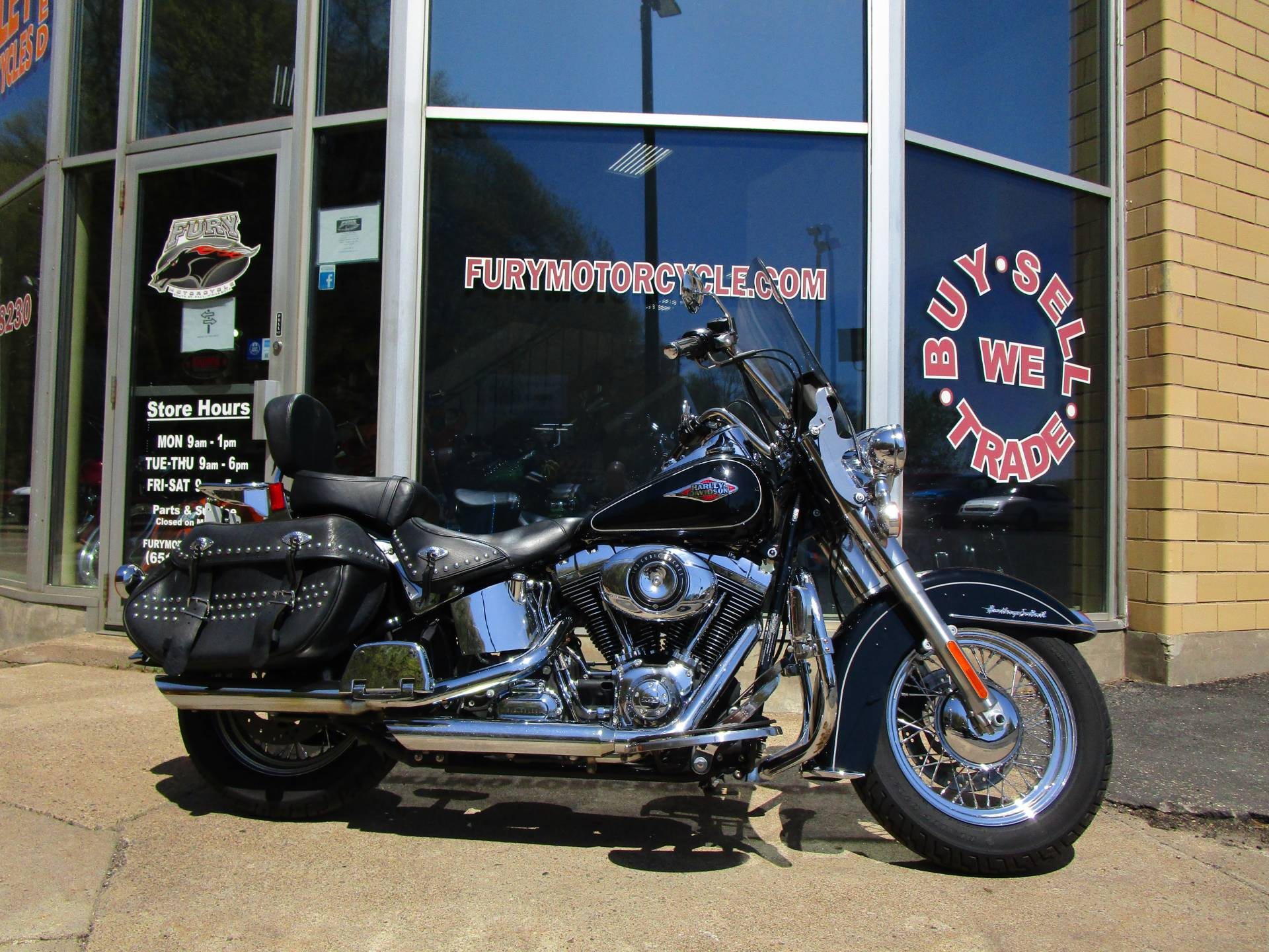 2013 Harley-Davidson Heritage Softail® Classic in South Saint Paul, Minnesota
