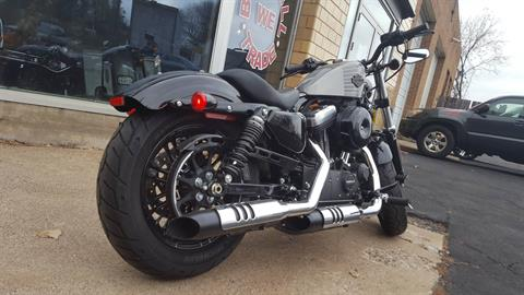 2016 Harley-Davidson Forty-Eight® in South Saint Paul, Minnesota