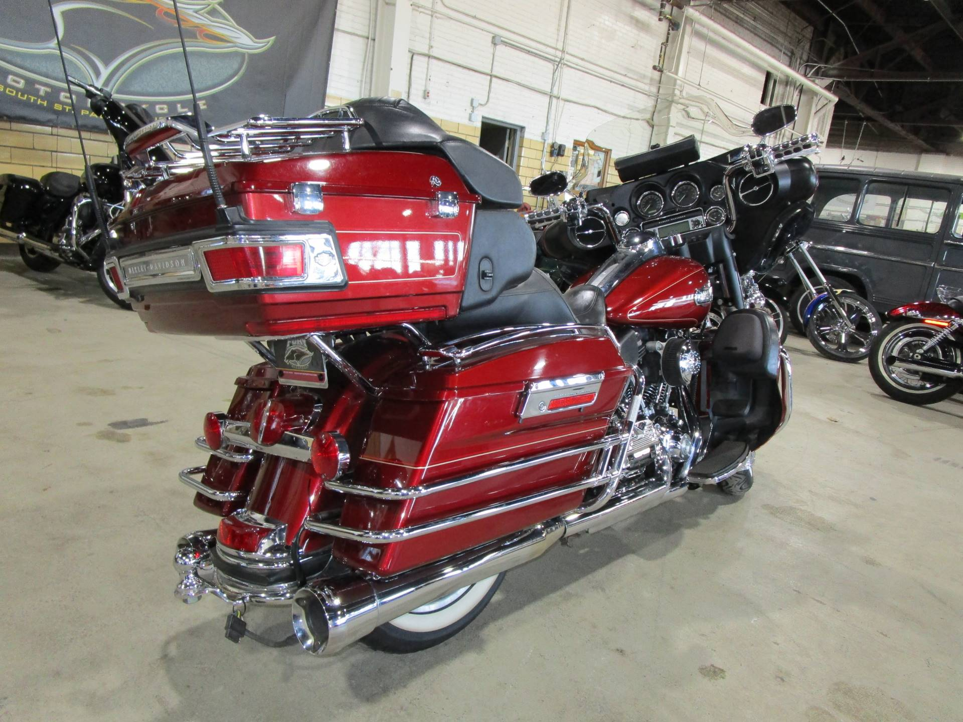 2009 Harley-Davidson Ultra Classic® Electra Glide® in South Saint Paul, Minnesota