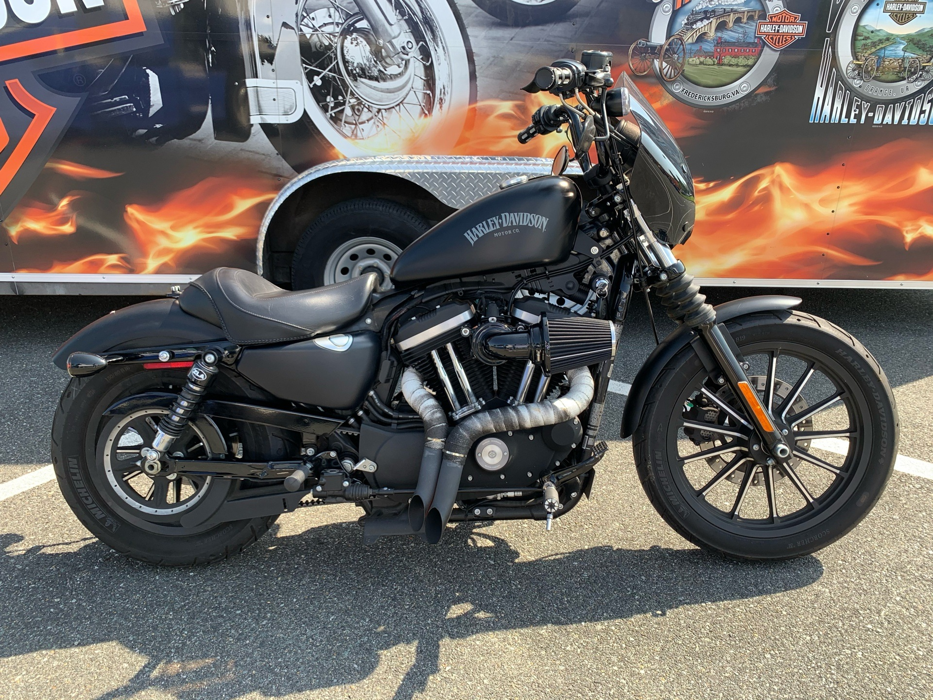 2015 Harley-Davidson Iron 883™ in Fredericksburg, Virginia - Photo 1