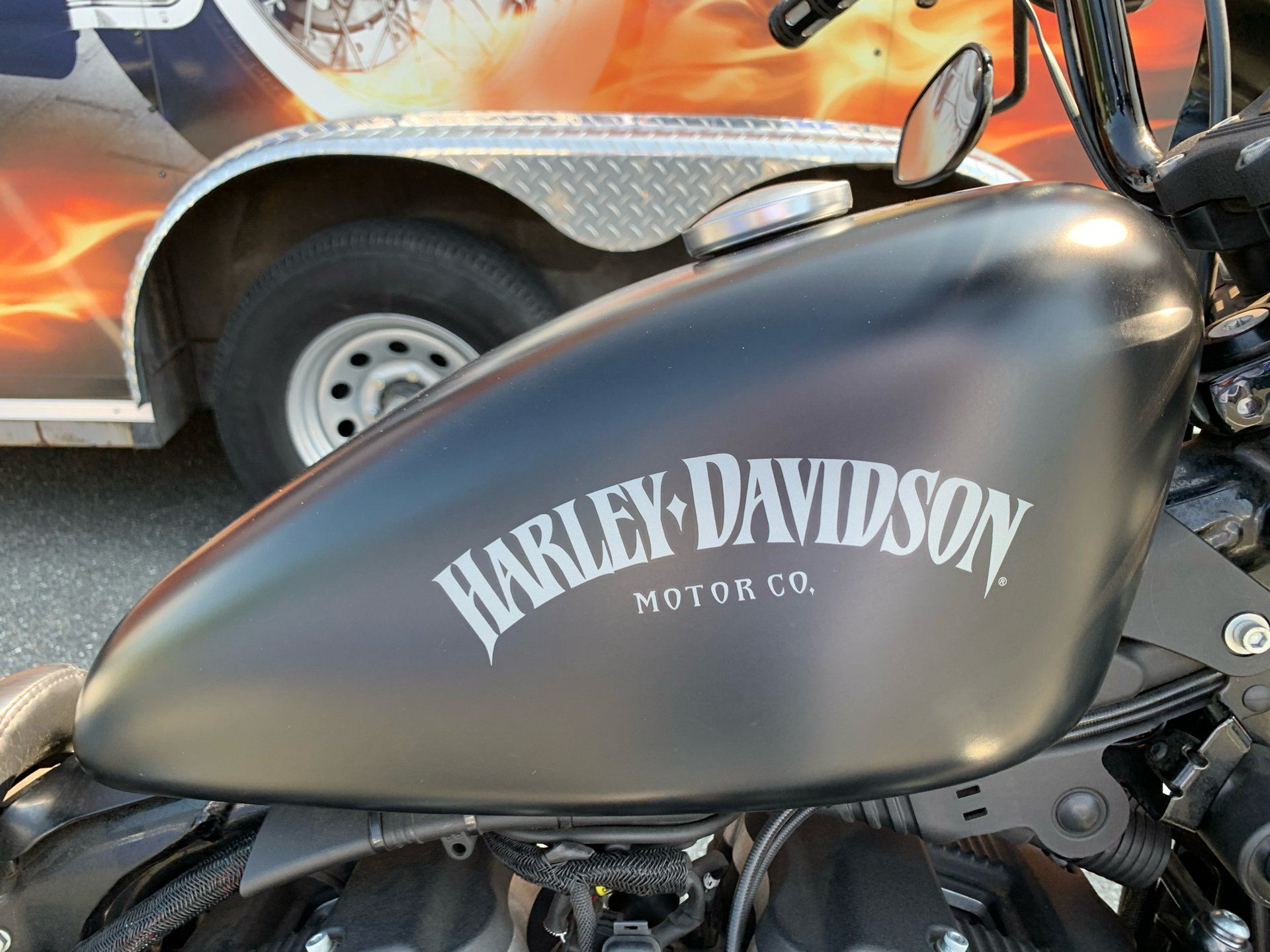 2015 Harley-Davidson Iron 883™ in Fredericksburg, Virginia - Photo 2