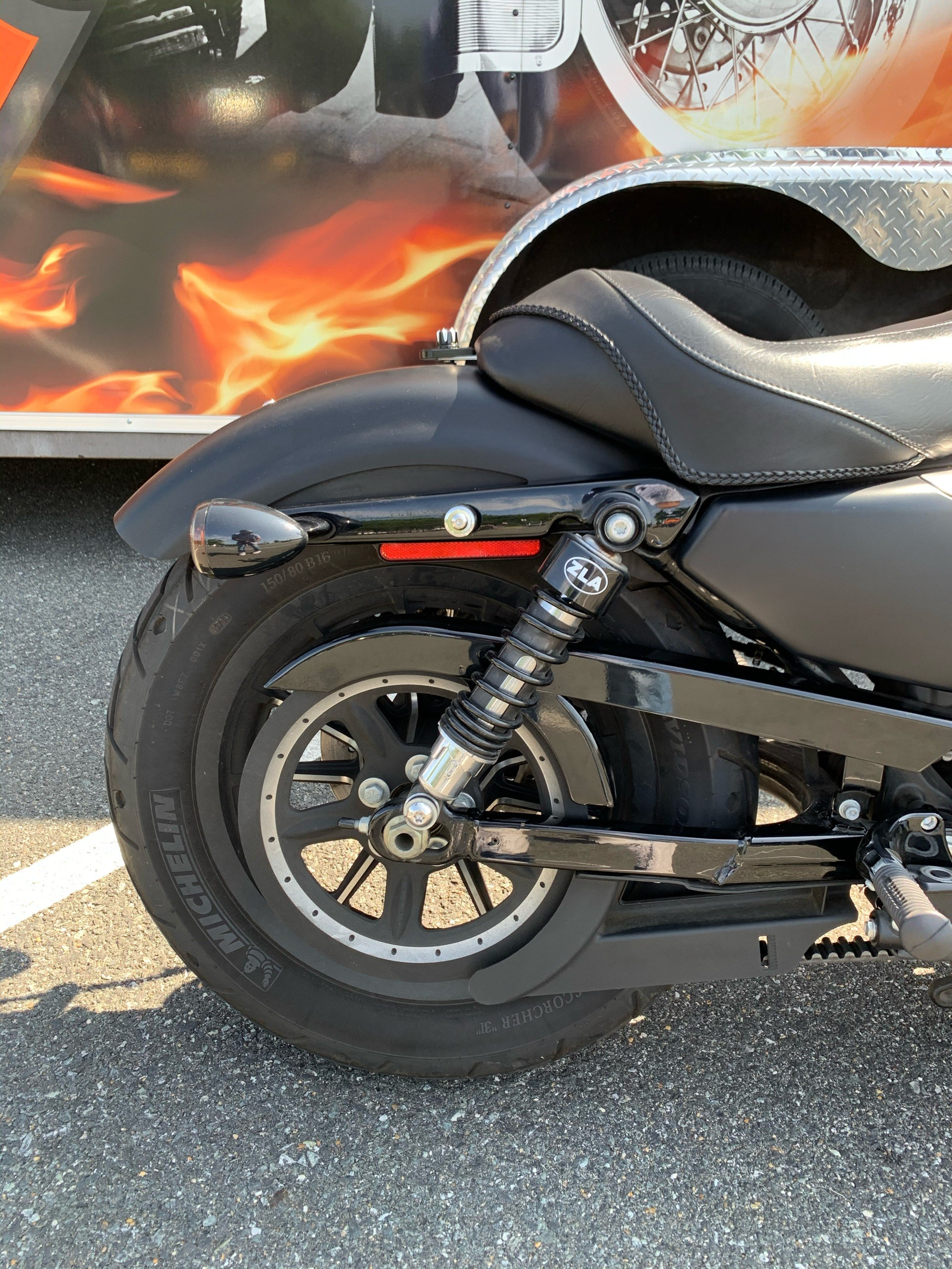 2015 Harley-Davidson Iron 883™ in Fredericksburg, Virginia - Photo 6