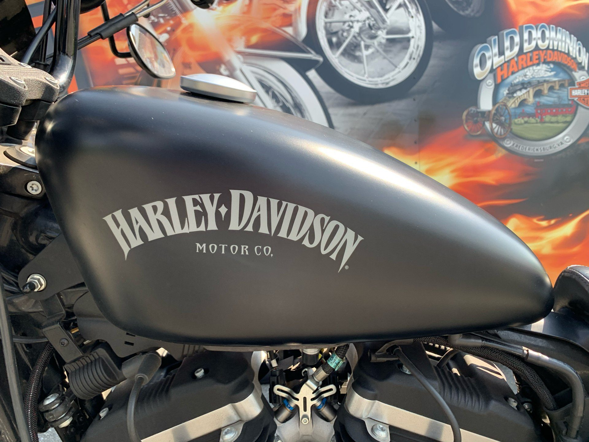 2015 Harley-Davidson Iron 883™ in Fredericksburg, Virginia - Photo 17