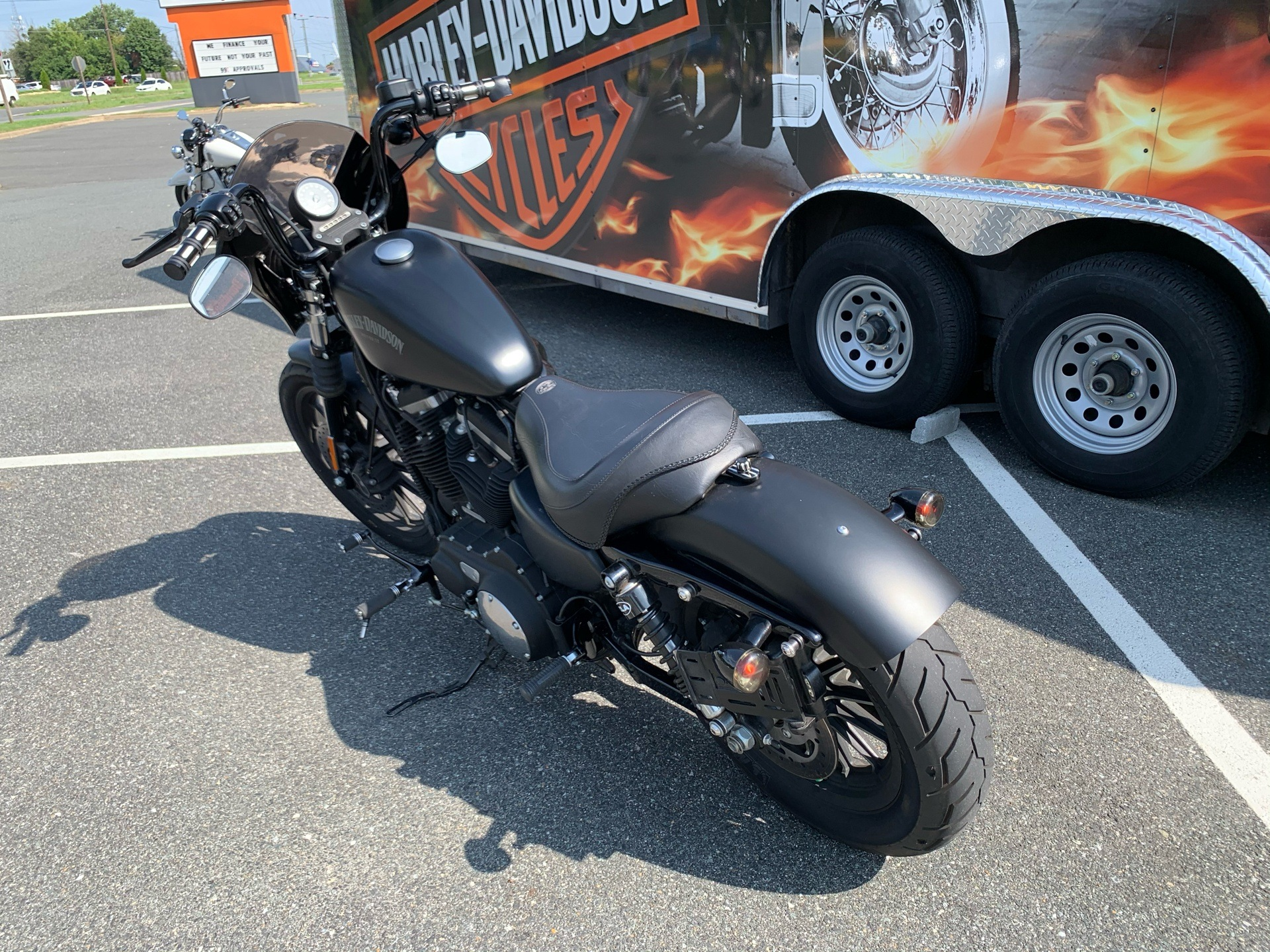 2015 Harley-Davidson Iron 883™ in Fredericksburg, Virginia - Photo 22