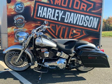 2003 Harley-Davidson FLSTC/FLSTCI Heritage Softail® Classic in Fredericksburg, Virginia - Photo 13