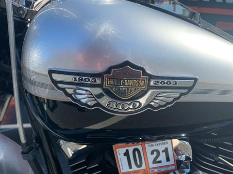 2003 Harley-Davidson FLSTC/FLSTCI Heritage Softail® Classic in Fredericksburg, Virginia - Photo 10