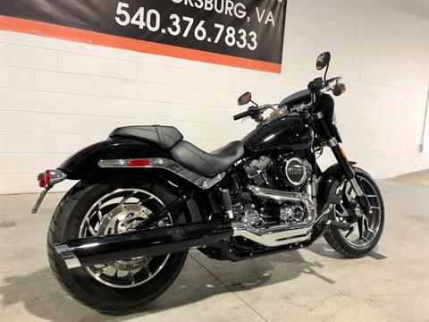 2018 Harley-Davidson Sport Glide® in Fredericksburg, Virginia - Photo 2