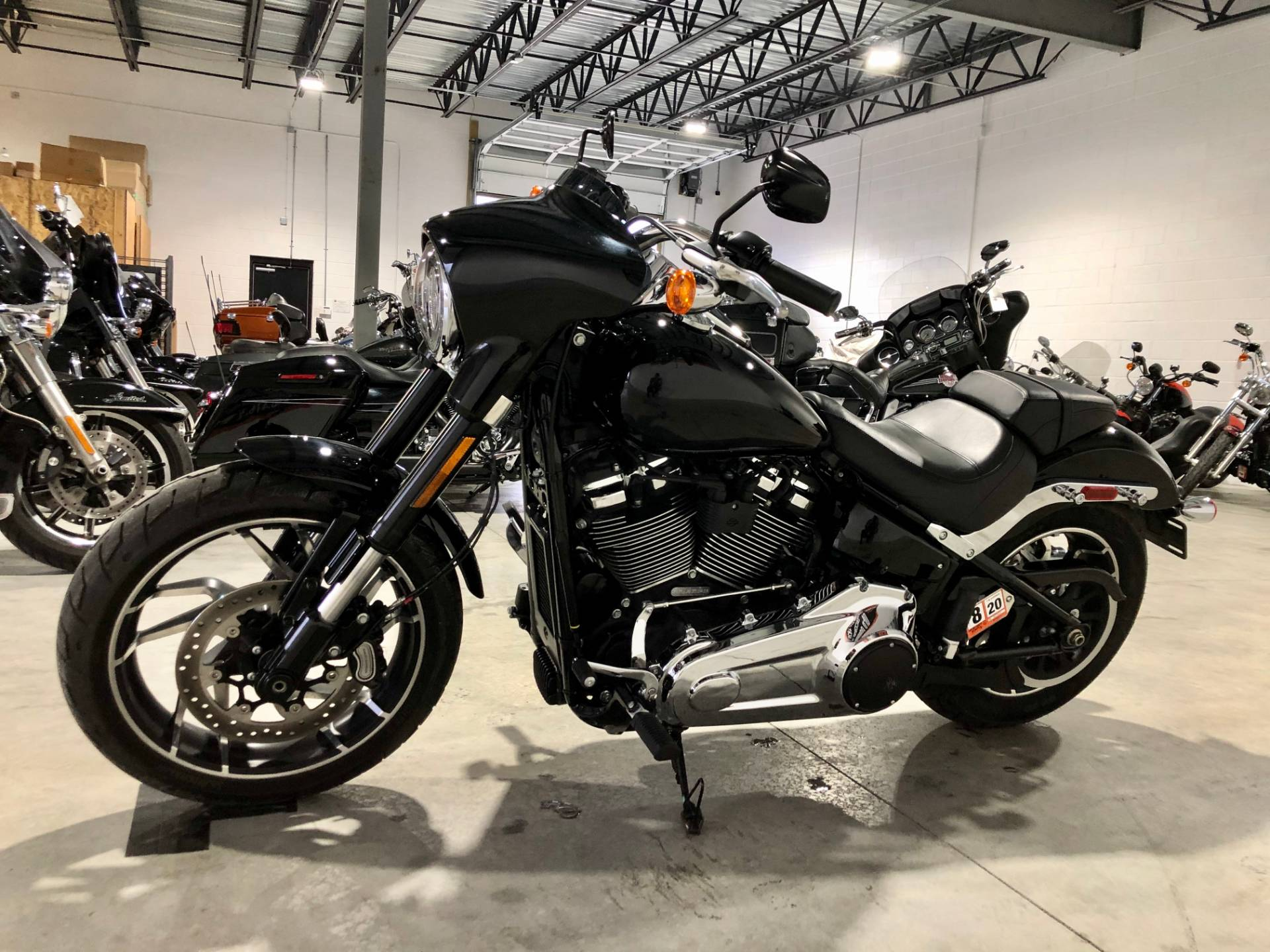 2018 Harley-Davidson Sport Glide® in Fredericksburg, Virginia - Photo 6
