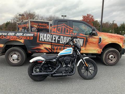 2019 Harley-Davidson Iron 1200™ in Fredericksburg, Virginia - Photo 1