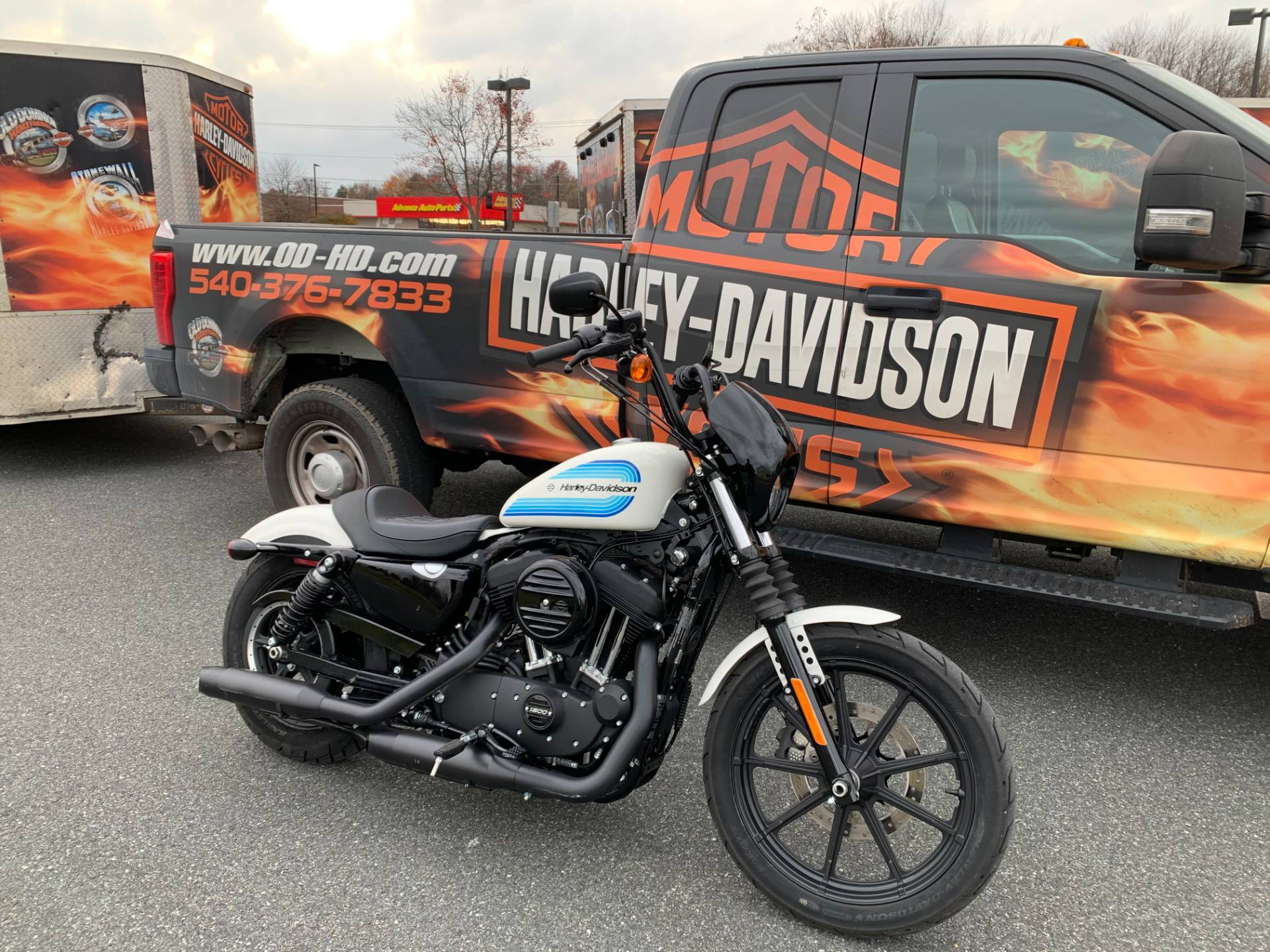 2019 Harley-Davidson Iron 1200™ in Fredericksburg, Virginia - Photo 5