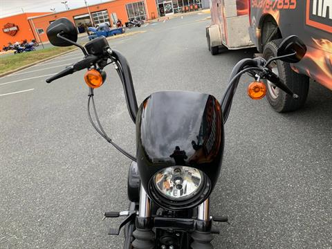2019 Harley-Davidson Iron 1200™ in Fredericksburg, Virginia - Photo 9