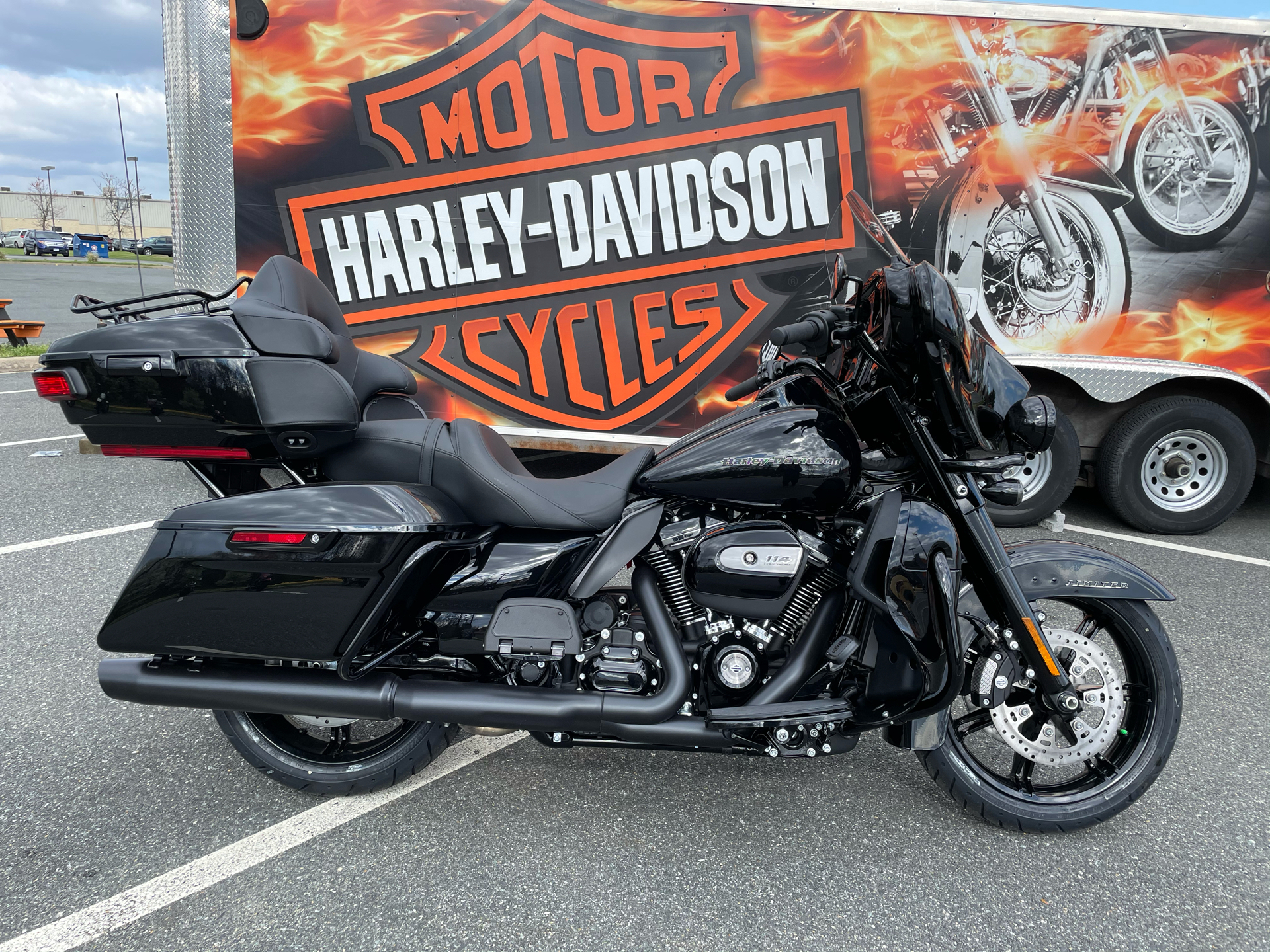 2021 Harley-Davidson Ultra Limited in Fredericksburg, Virginia - Photo 1
