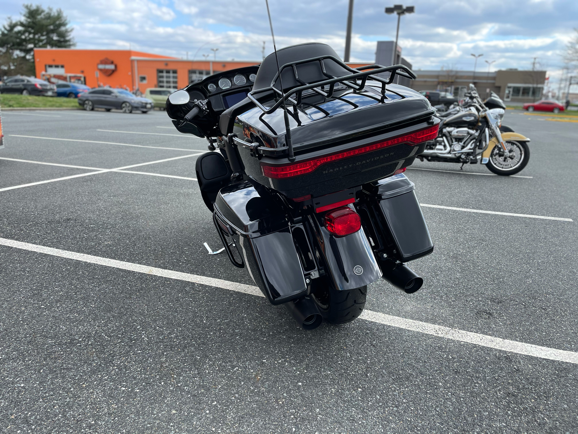 2021 Harley-Davidson Ultra Limited in Fredericksburg, Virginia - Photo 9