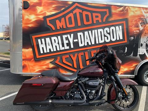 2018 Harley-Davidson Street Glide® Special in Fredericksburg, Virginia - Photo 1