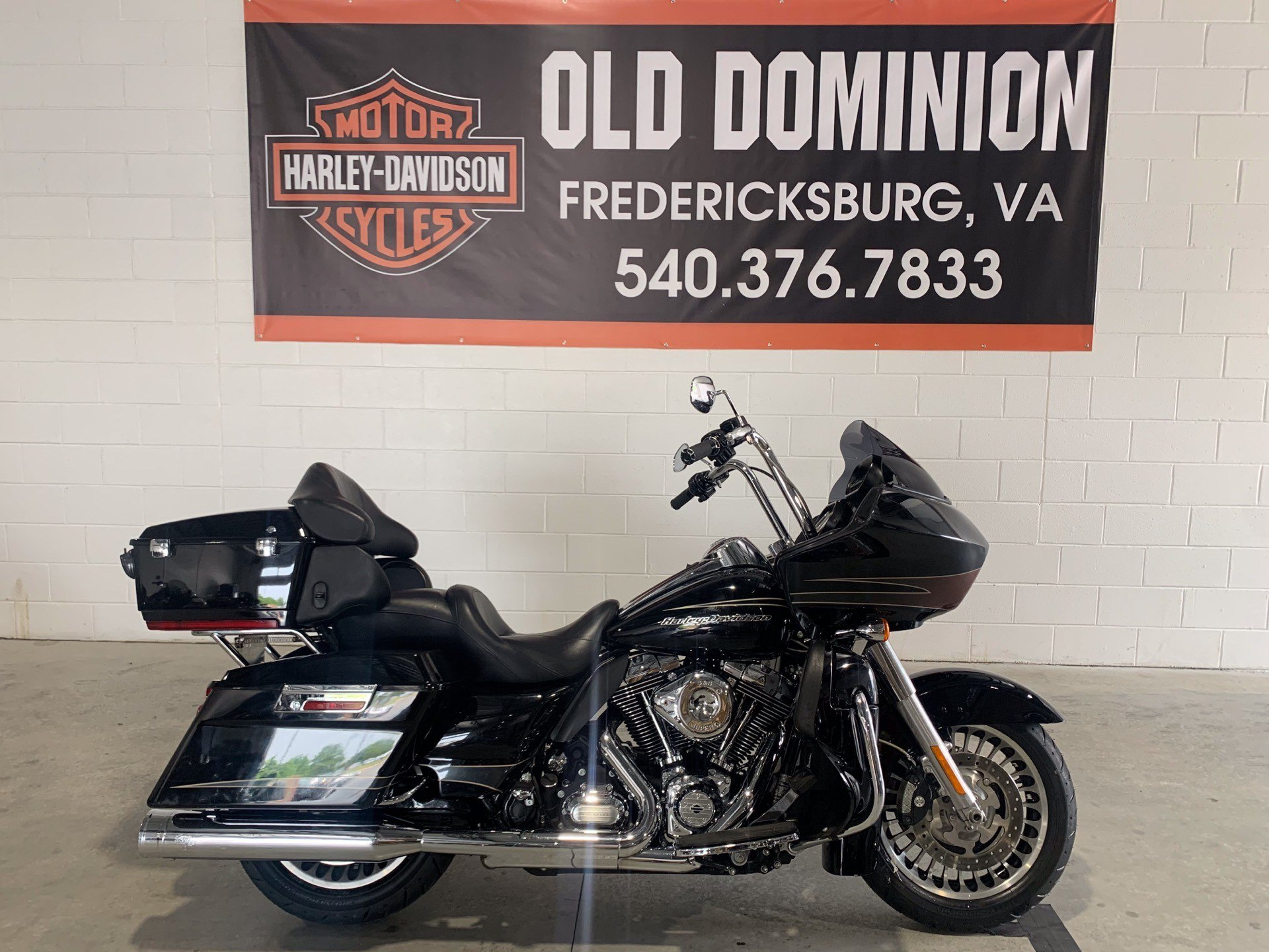 2012 Harley-Davidson Road Glide® Ultra in Fredericksburg, Virginia - Photo 1