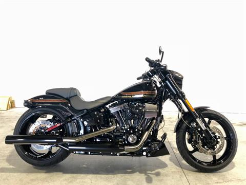 2017 Harley-Davidson CVO™ Pro Street Breakout® in Fredericksburg, Virginia - Photo 2