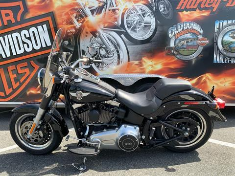2016 Harley-Davidson Fat Boy® Lo in Fredericksburg, Virginia - Photo 8
