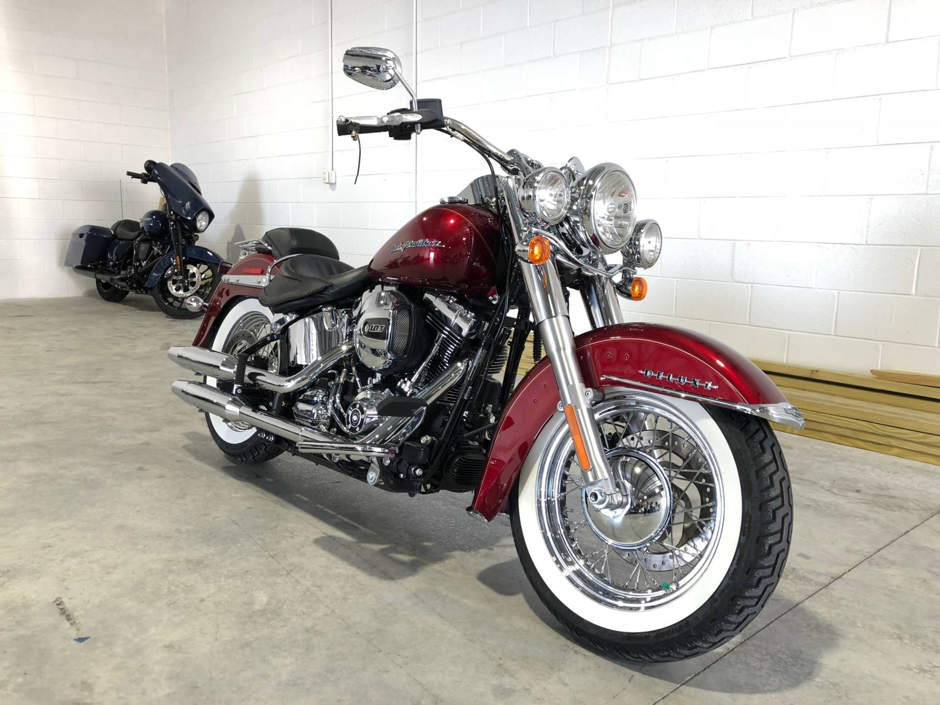 2017 Harley-Davidson Softail® Deluxe in Fredericksburg, Virginia - Photo 4