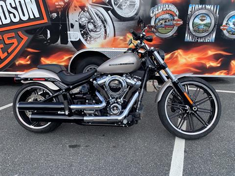 2018 Harley-Davidson Breakout® 107 in Fredericksburg, Virginia - Photo 1