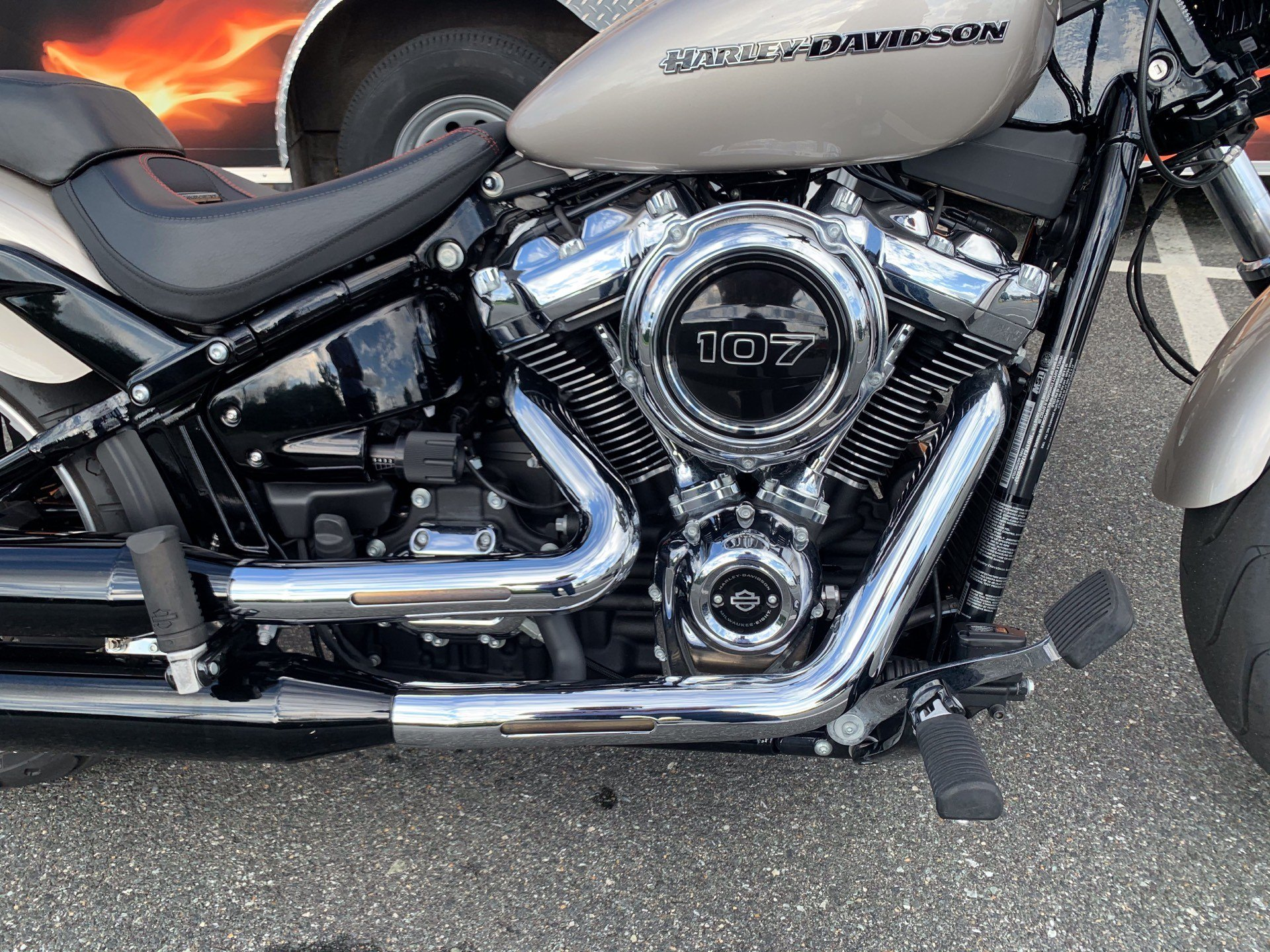 2018 Harley-Davidson Breakout® 107 in Fredericksburg, Virginia - Photo 3