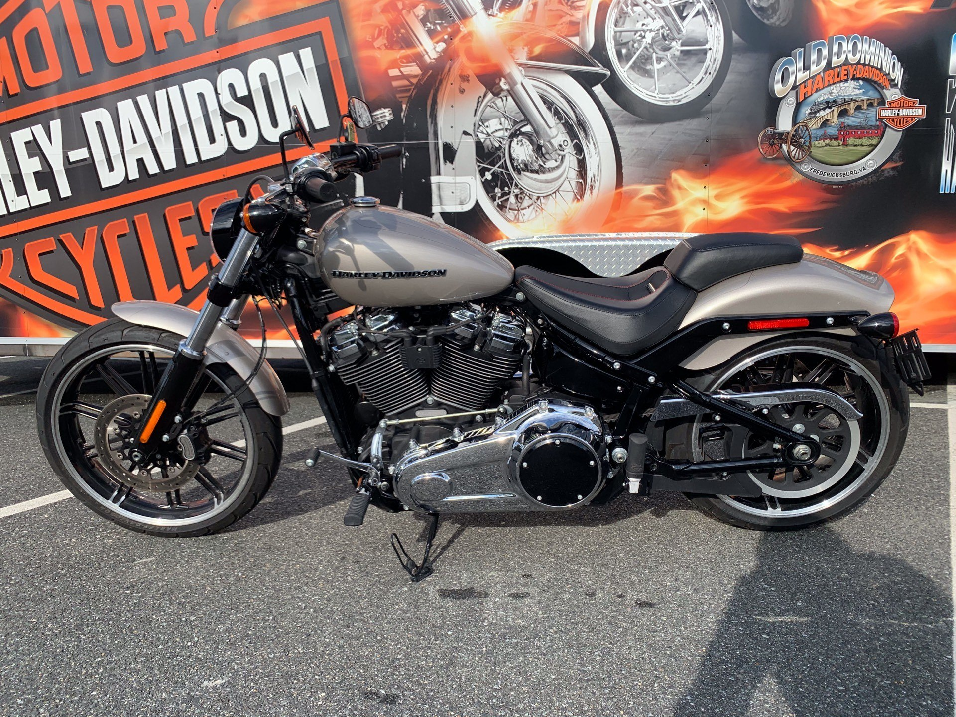2018 Harley-Davidson Breakout® 107 in Fredericksburg, Virginia - Photo 6