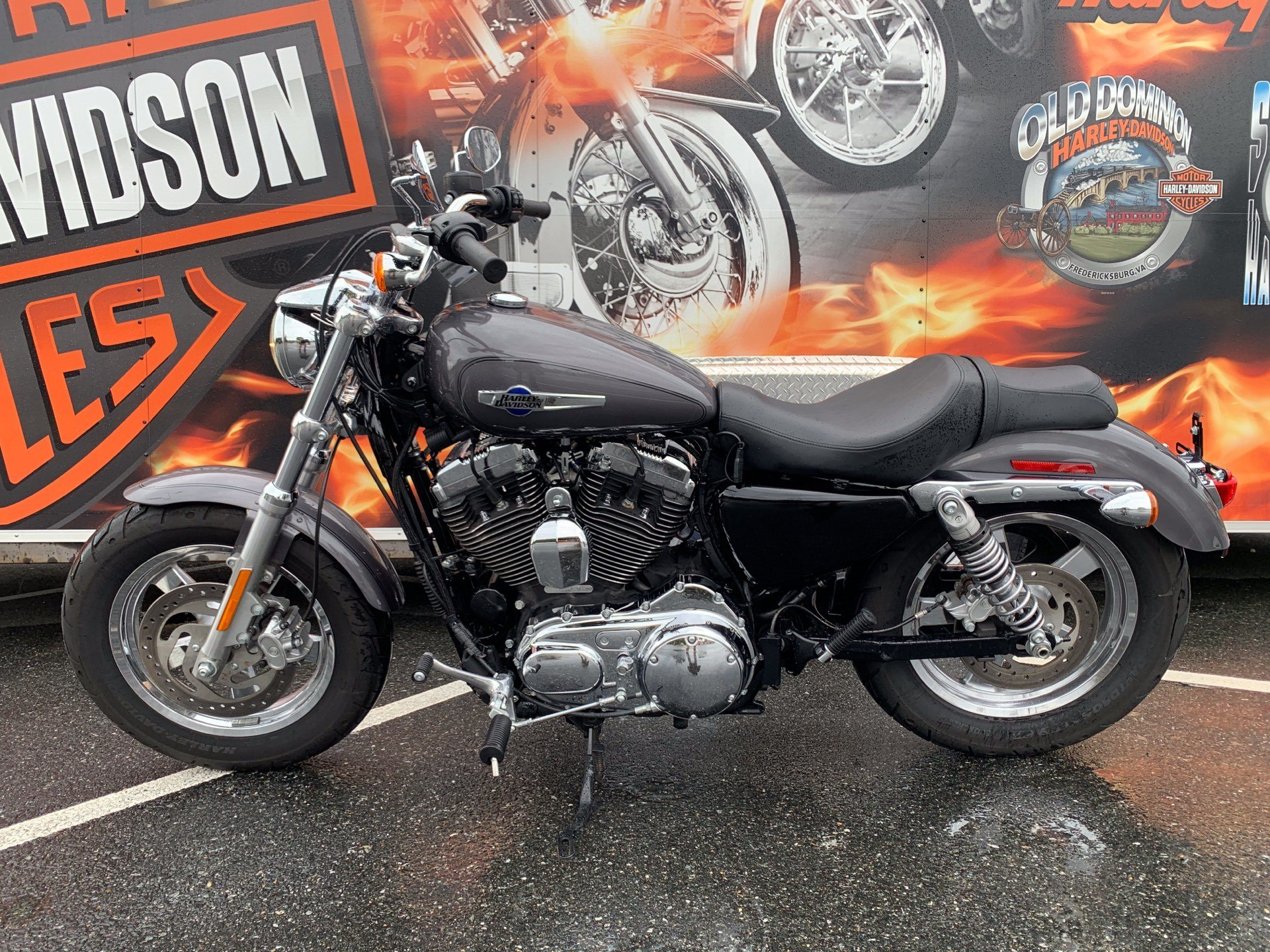2016 Harley-Davidson 1200 Custom in Fredericksburg, Virginia - Photo 9