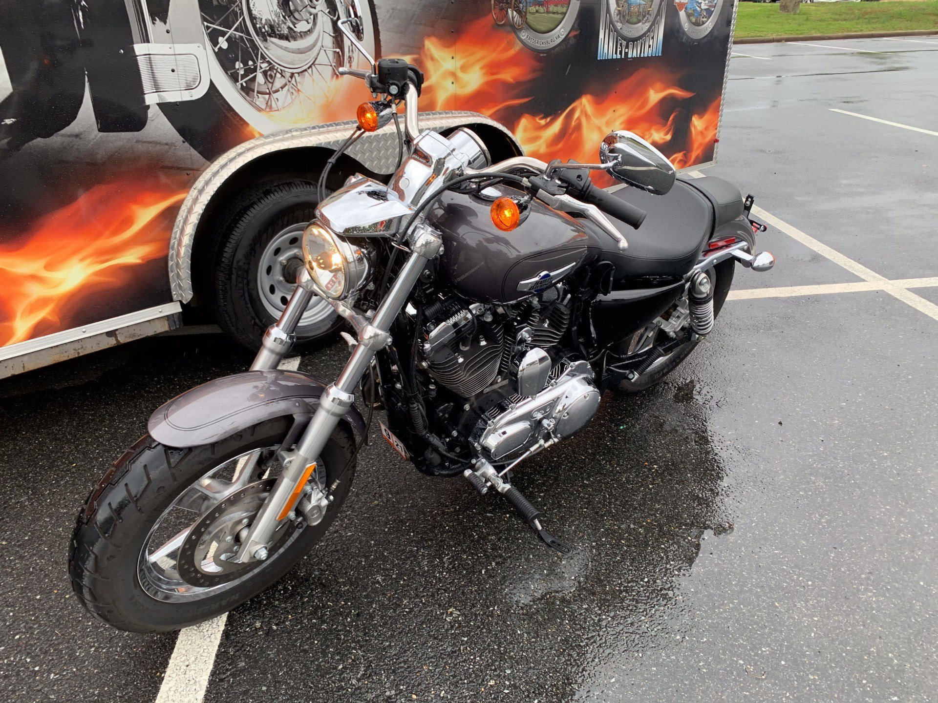 2016 Harley-Davidson 1200 Custom in Fredericksburg, Virginia - Photo 14