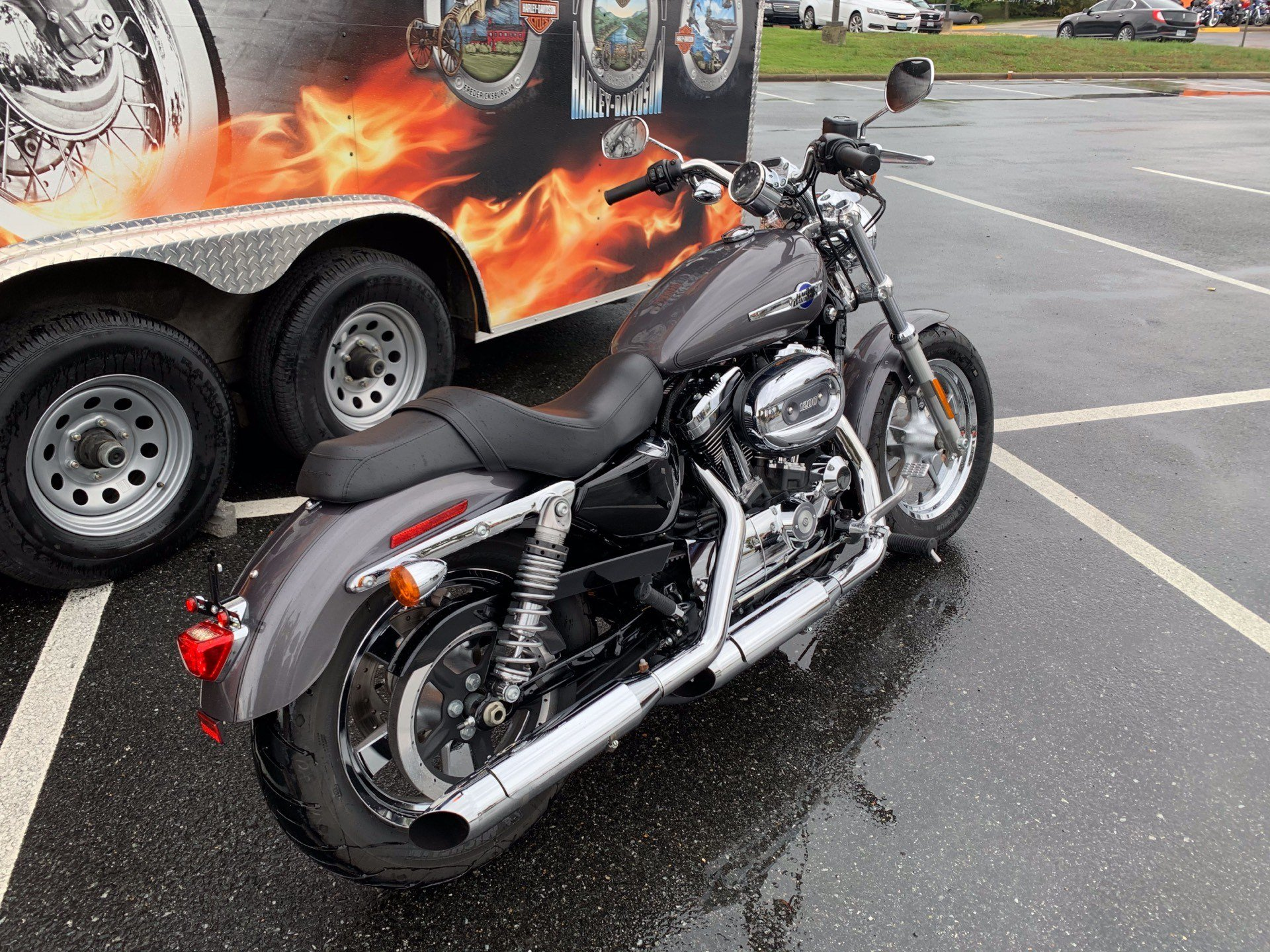 2016 Harley-Davidson 1200 Custom in Fredericksburg, Virginia - Photo 4