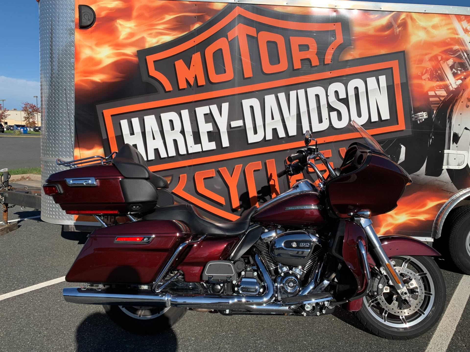 2019 Harley-Davidson Road Glide® Ultra in Fredericksburg, Virginia - Photo 1