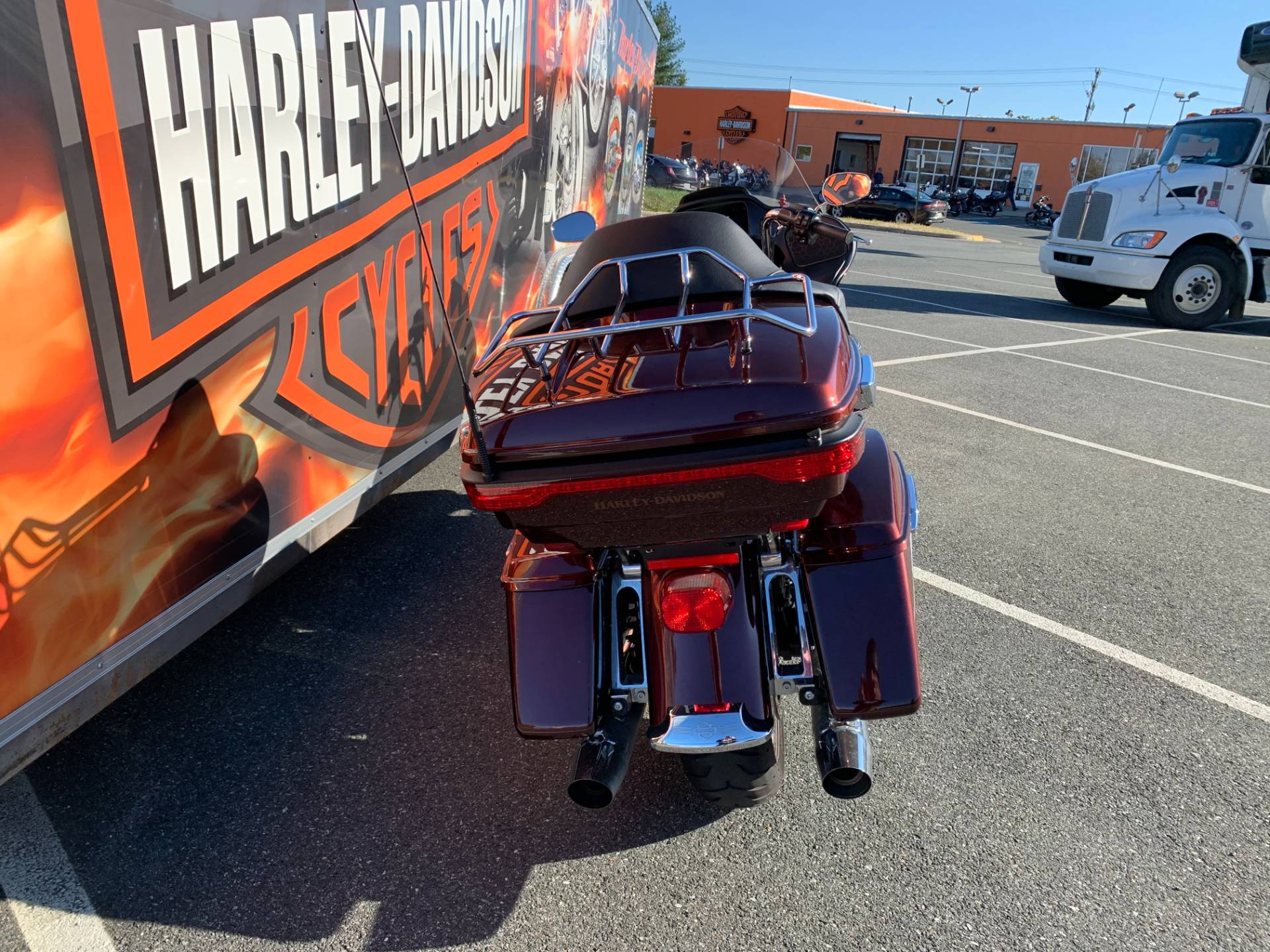 2019 Harley-Davidson Road Glide® Ultra in Fredericksburg, Virginia - Photo 7