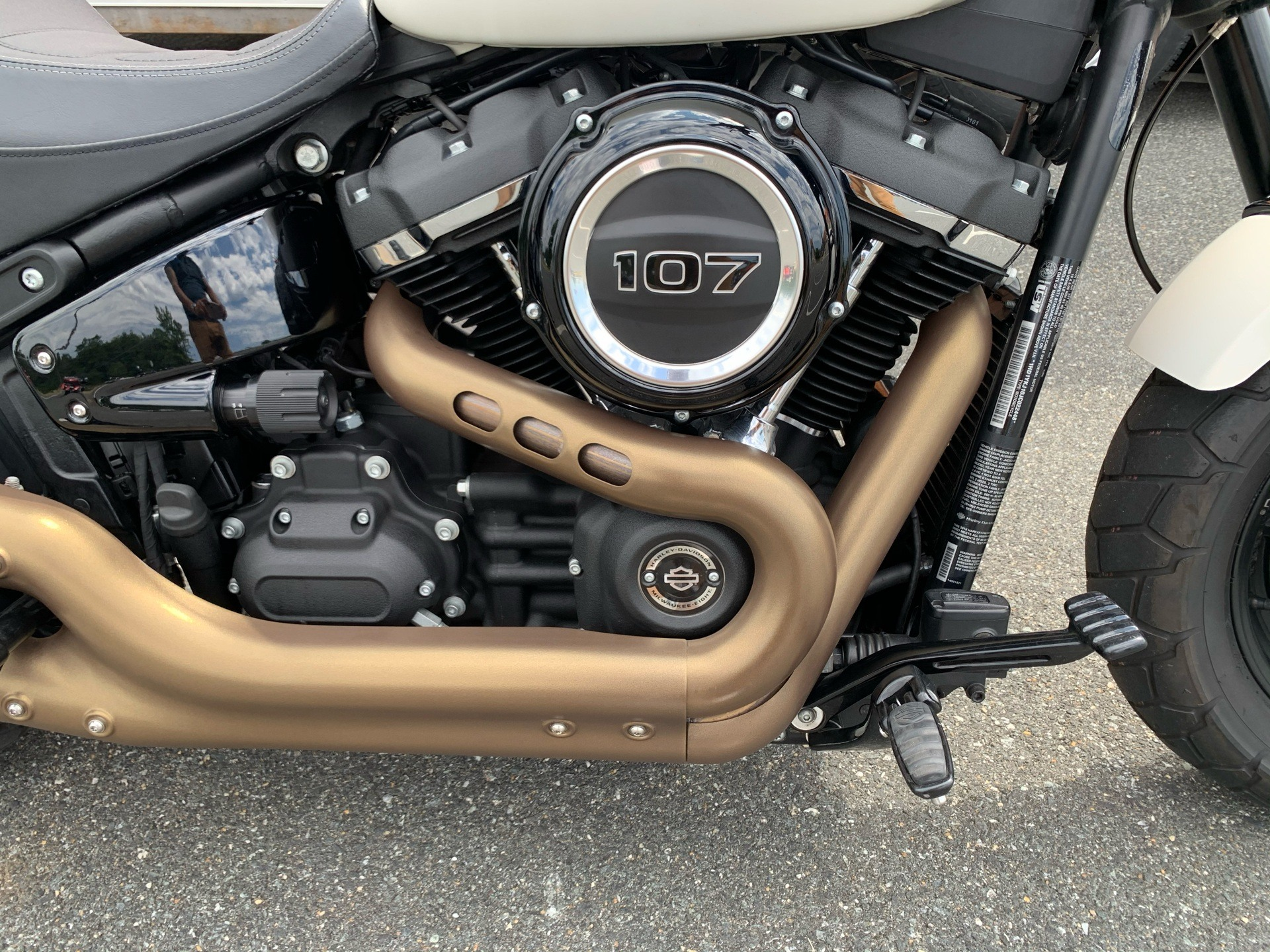 2018 Harley-Davidson Fat Bob® 107 in Fredericksburg, Virginia - Photo 3