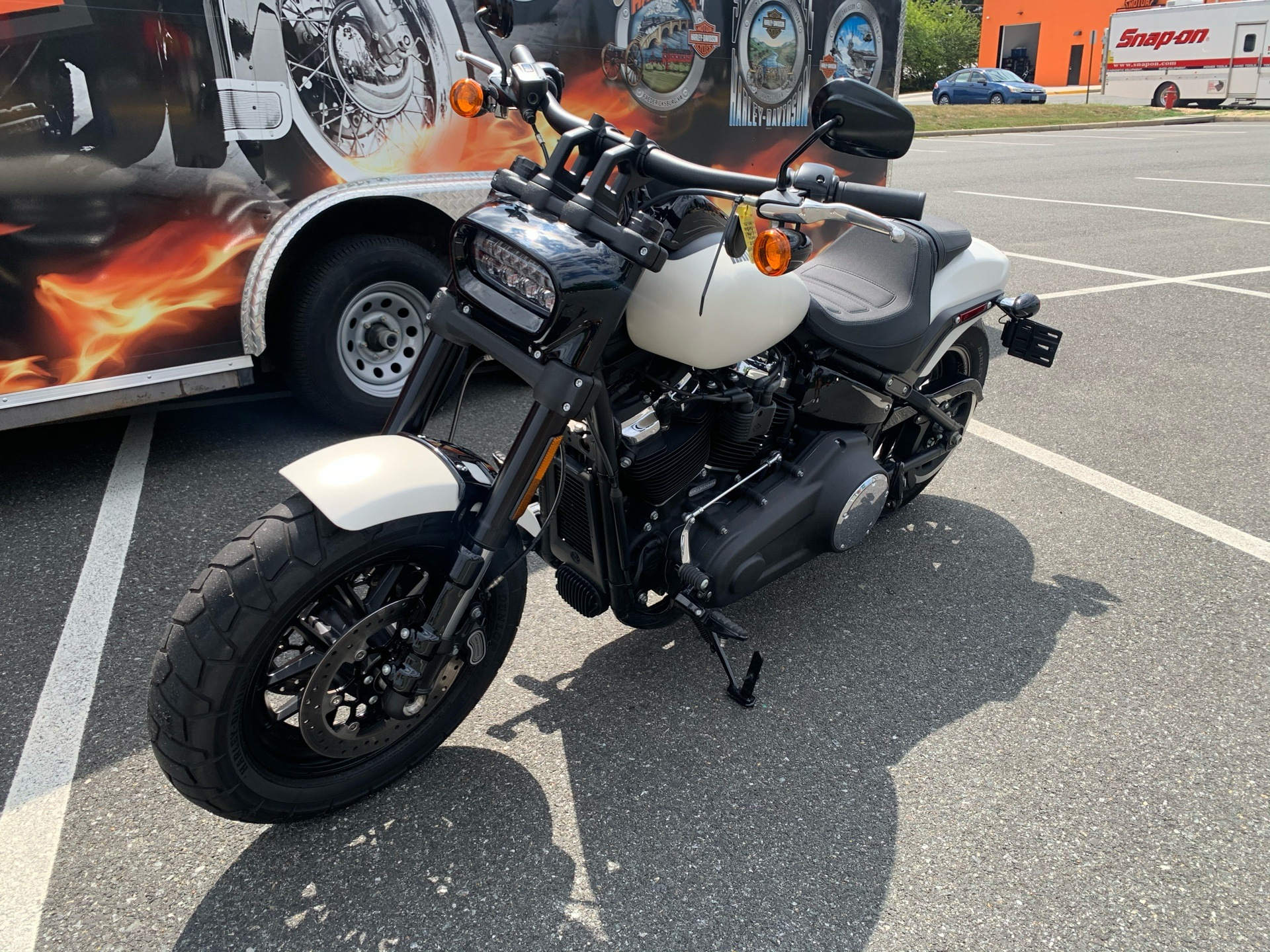 2018 Harley-Davidson Fat Bob® 107 in Fredericksburg, Virginia - Photo 15