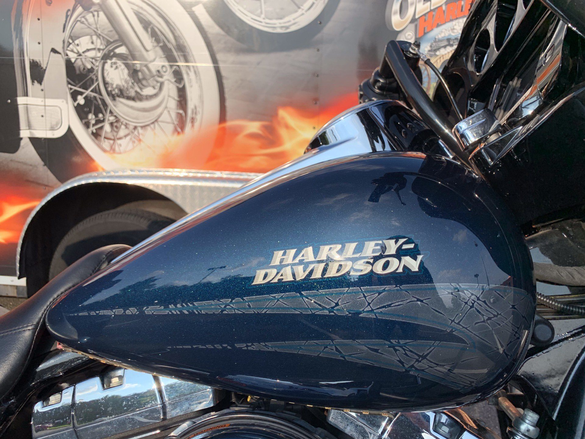 2016 Harley-Davidson Street Glide® Special in Fredericksburg, Virginia - Photo 2