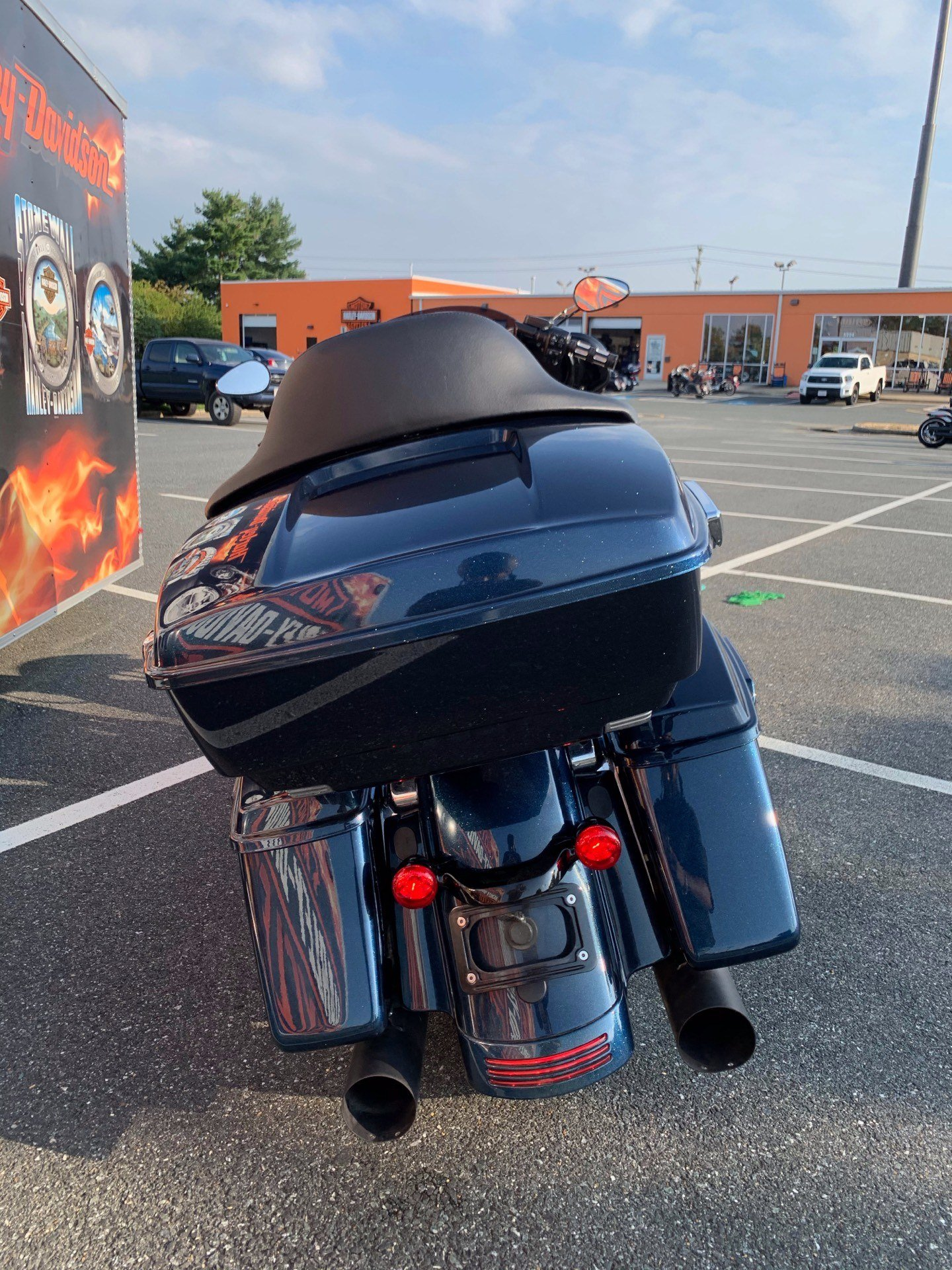 2016 Harley-Davidson Street Glide® Special in Fredericksburg, Virginia - Photo 10