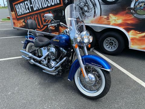 2017 Harley-Davidson Softail® Deluxe in Fredericksburg, Virginia - Photo 5