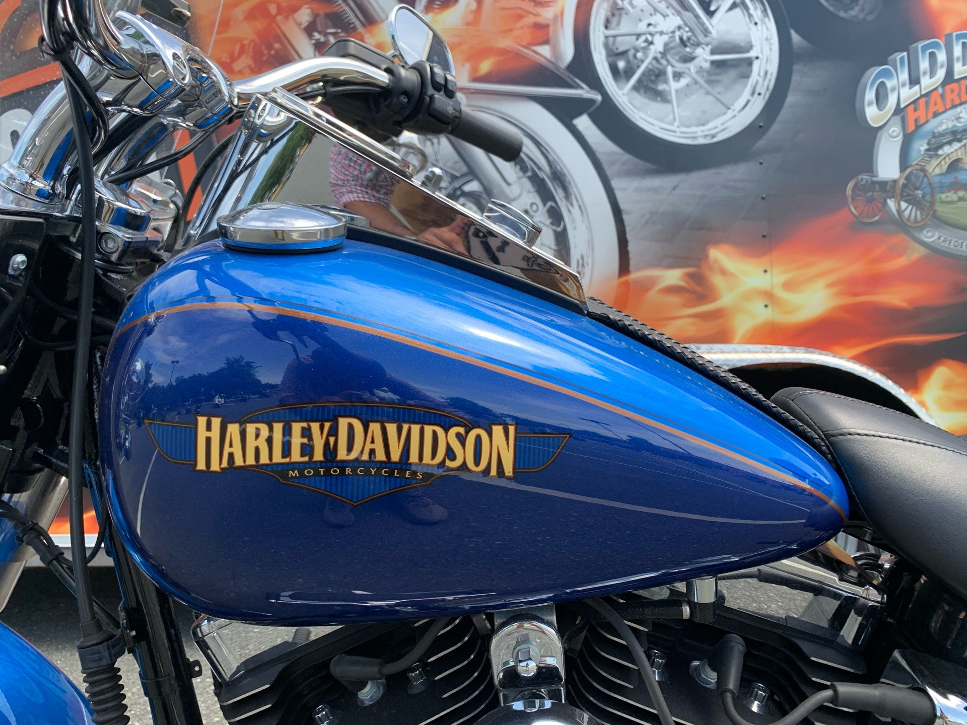 2017 Harley-Davidson Softail® Deluxe in Fredericksburg, Virginia - Photo 8