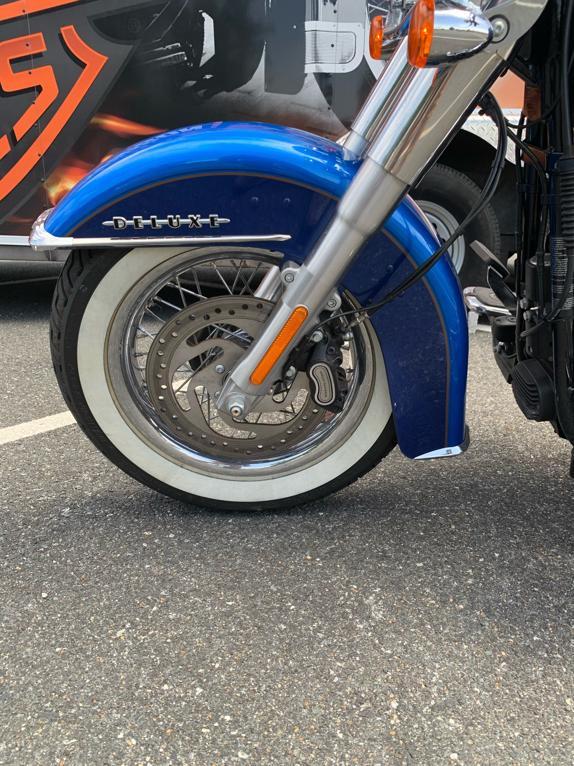 2017 Harley-Davidson Softail® Deluxe in Fredericksburg, Virginia - Photo 10