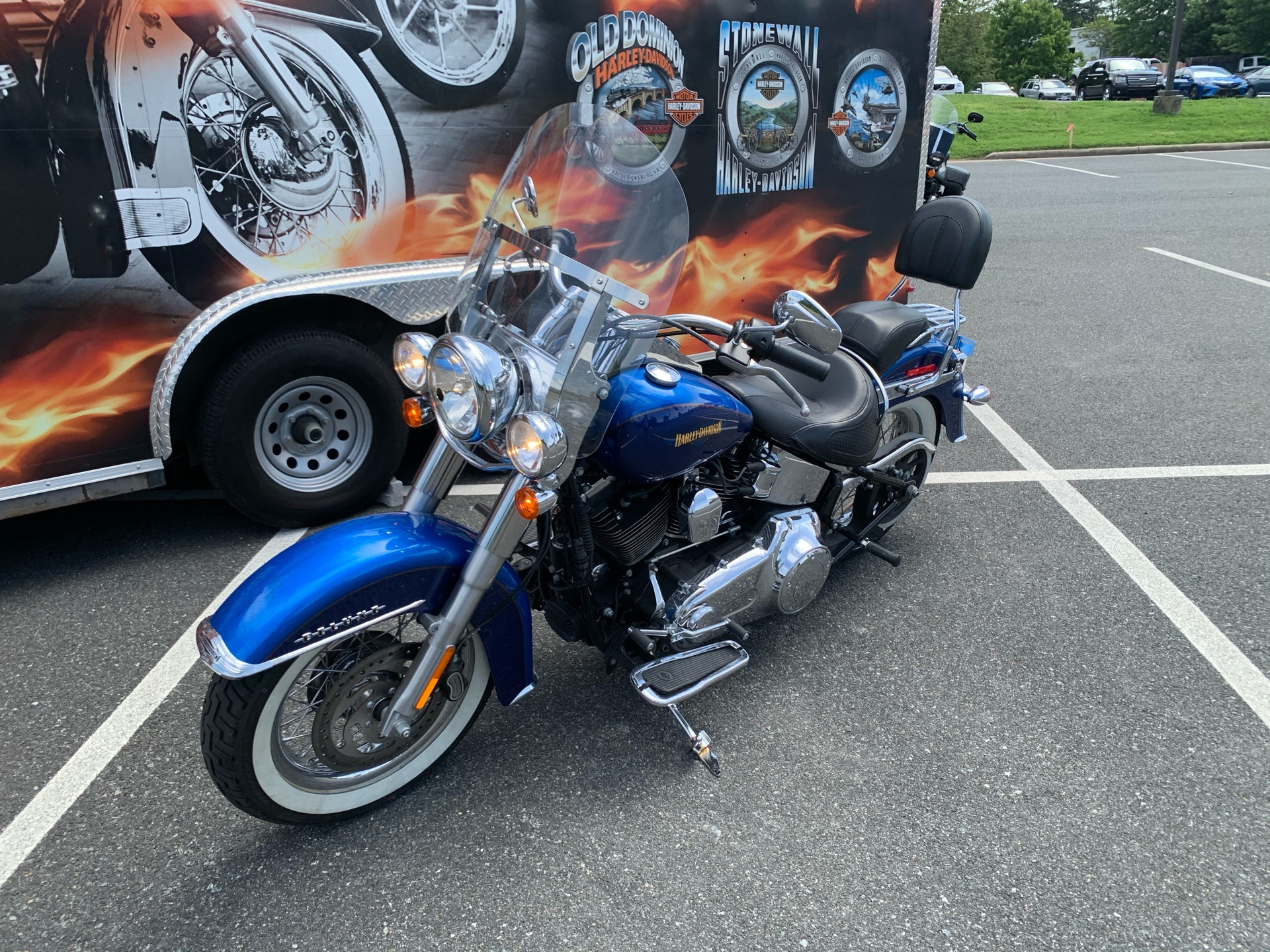 2017 Harley-Davidson Softail® Deluxe in Fredericksburg, Virginia - Photo 12