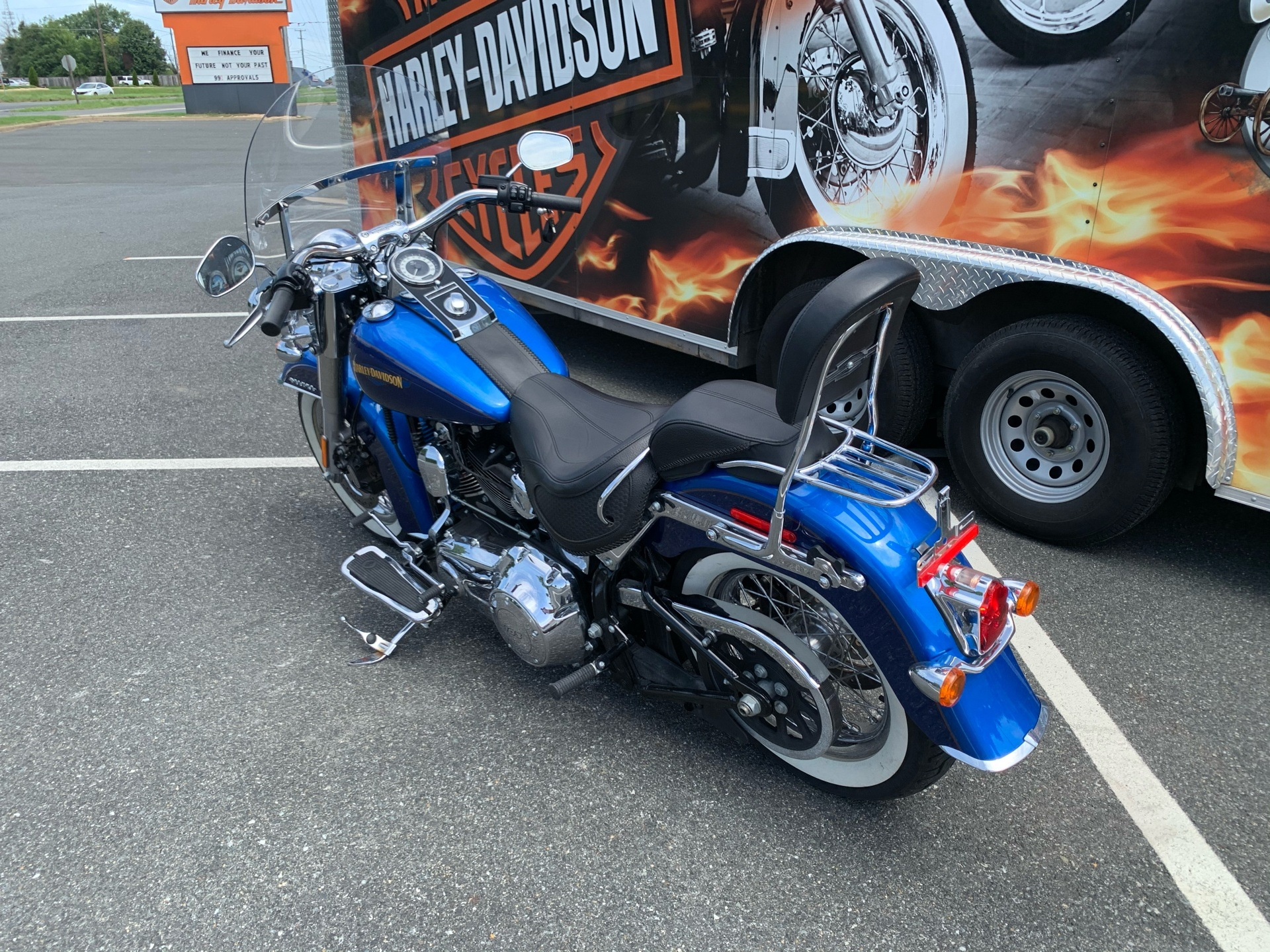 2017 Harley-Davidson Softail® Deluxe in Fredericksburg, Virginia - Photo 13