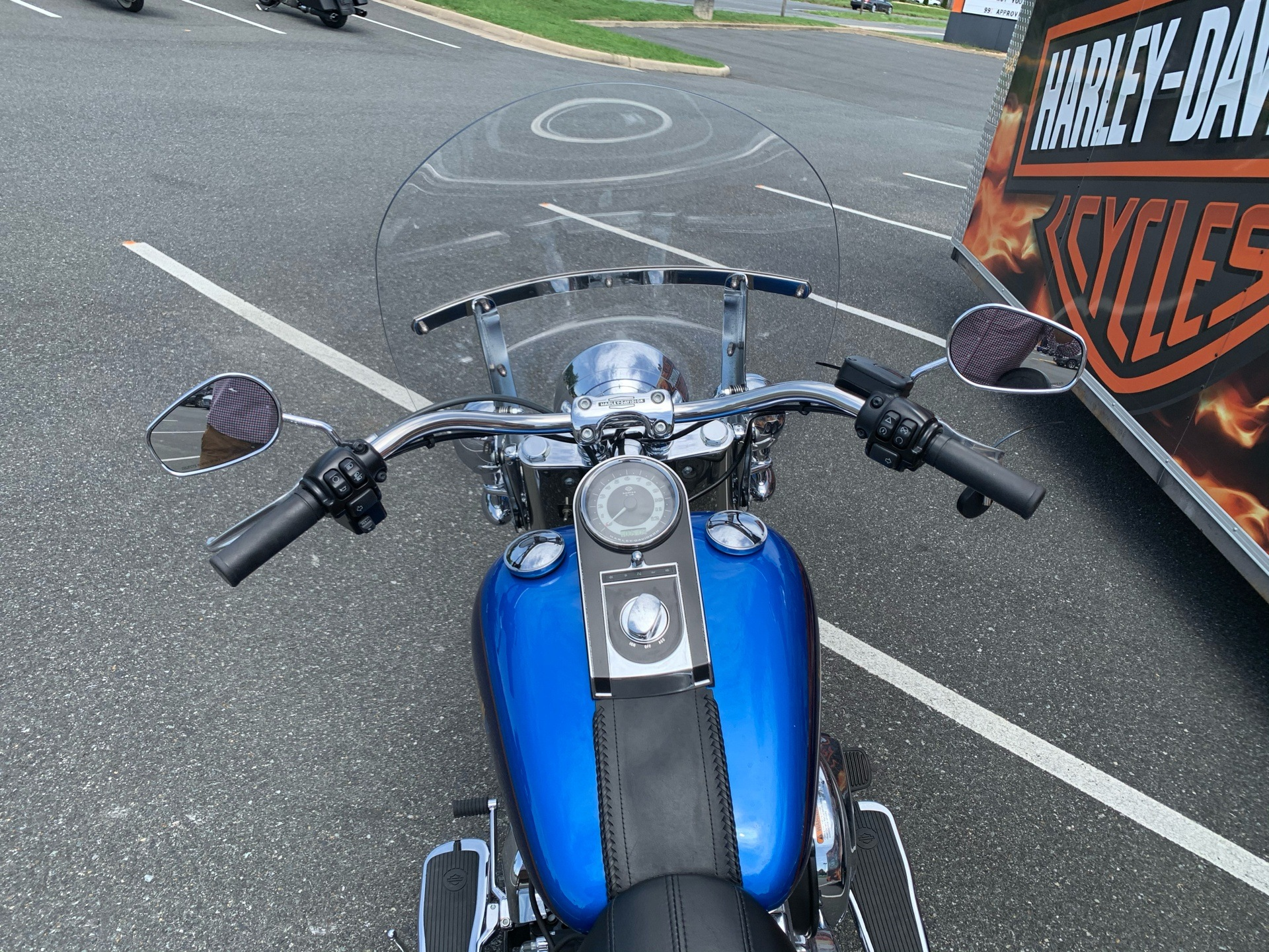 2017 Harley-Davidson Softail® Deluxe in Fredericksburg, Virginia - Photo 17