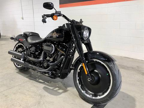 2020 Harley-Davidson Fat Boy® 114 30th Anniversary Limited Edition in Fredericksburg, Virginia - Photo 7