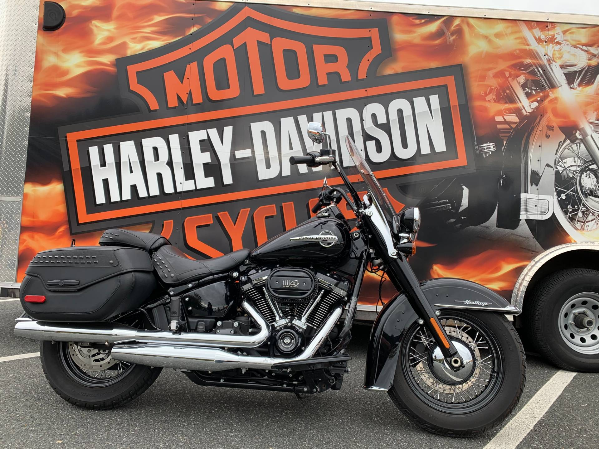 2018 Harley-Davidson Heritage Classic 114 in Fredericksburg, Virginia - Photo 1